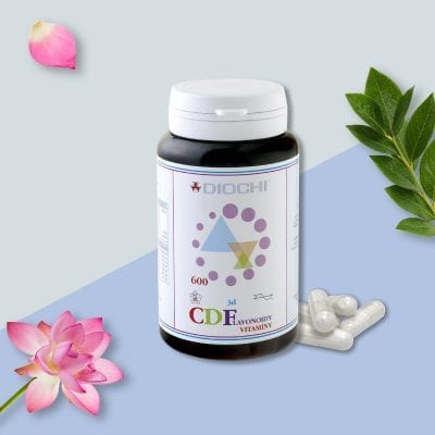 CDF KAPSULY Zdroj Vitamínu C D Flavonoidov Diochi Sk 400x400