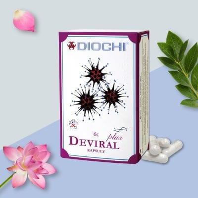 DEVIRAL Plus Vírusy Baktérie Plesne Diochi Sk 400x400