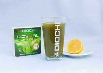 Diovital - nápoj plný energie